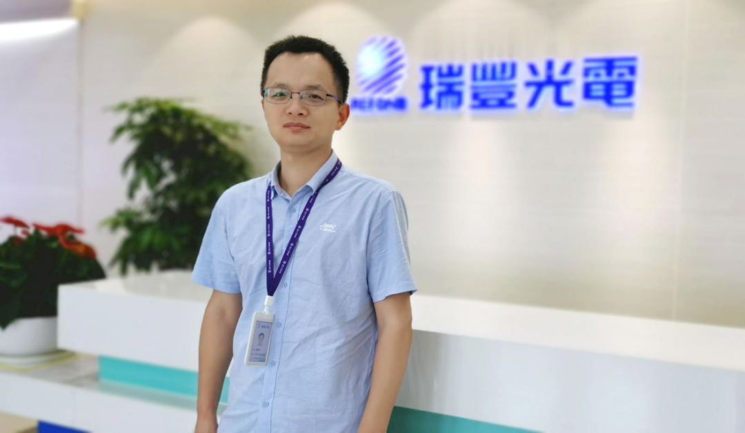 Mr. Chen Hua, the General Manager of Refond Special Lighting Department